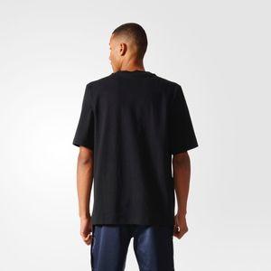adidas Shirts - adidas Originals AC Boxy T-Shirt (Black)